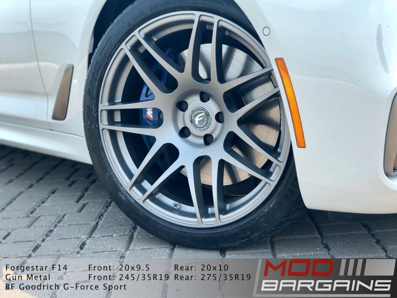 G30, M550i, bmw, forgestar, forgestar f14, BMW M550, 5 series, wheels, wheel