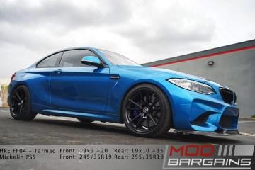 BMW M2, HRE wheels, M2, Carbon fiber lip, Side view of M2, Bimmerfest