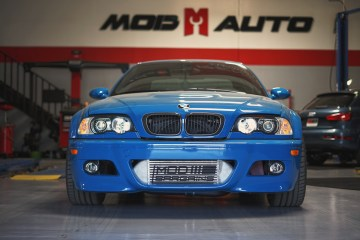 E46, M3, Laguna blue, Track, M3 Supercharger, HRE, Wheels, FF04