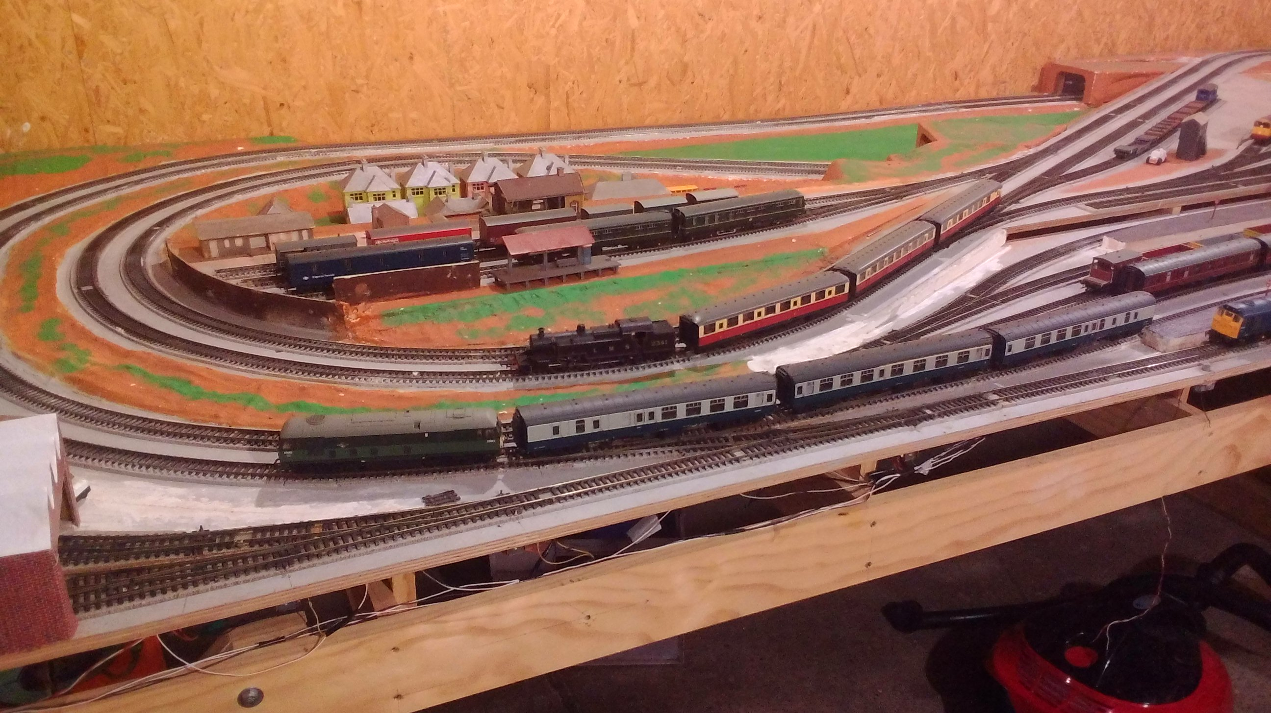 Wiring Diagram Together With Wiring Ho Model Train Layouts Wiring