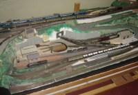 Model Train Coffee Table Layout - Rascalartsnyc