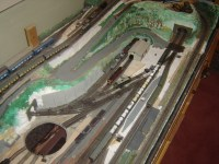 Coffee Table Layout Under Construction - Model Train Help ...