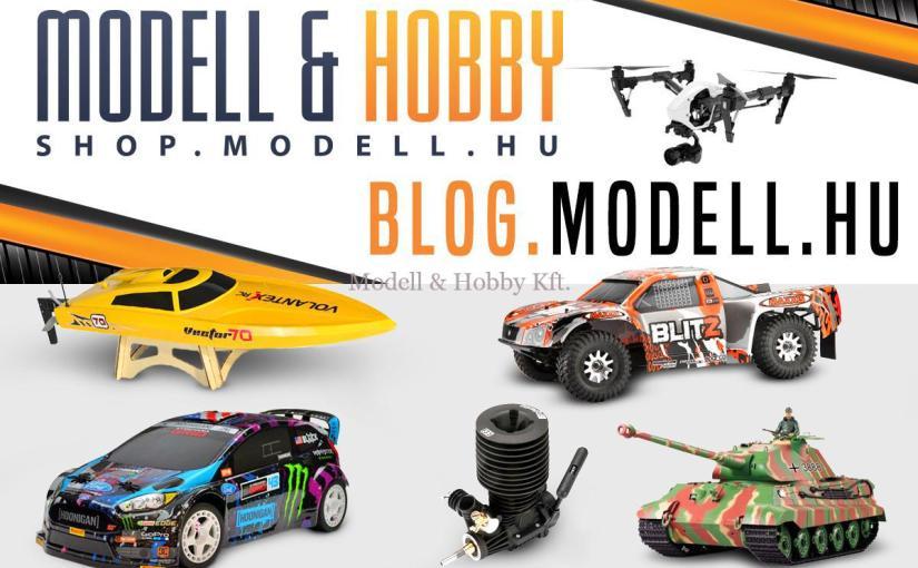 Modell & Hobby blog!