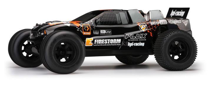 HPI E-Firestorm 10T Flux RTR , elektromos modellautó