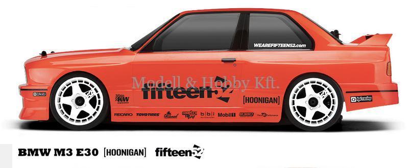 HPI RS4 Sport3 BMW M3 E30 RTR modellautó