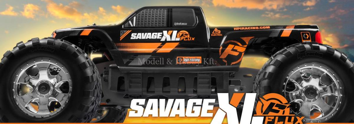 HPI Savage XL Flux RTR