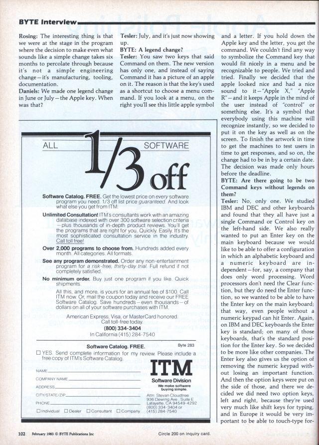 http blog modernmechanix com mags byte 2 1983 making of apple lisa