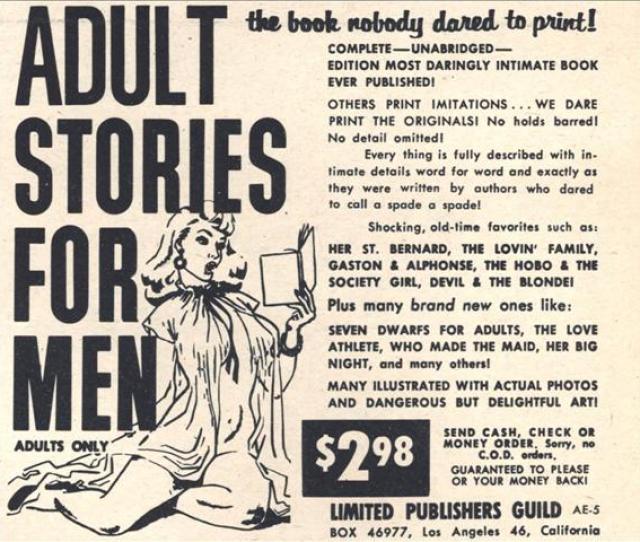 Adult Stories For Men