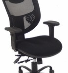 400 lb capacity multi-shift chair