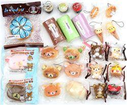 modes4u Rilakkuma Dessert Squishy Giveaway, ends January 25th, 2016
