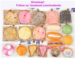 modes4u Cafe de N Squishy Giveaway, ends June 12th, 2017