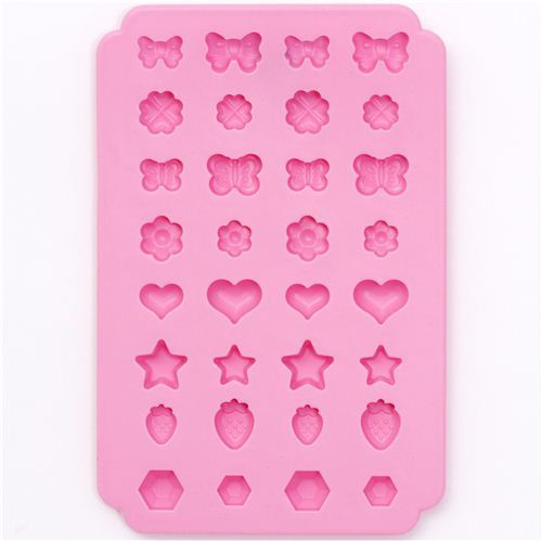 cute mini chocolates mold from Japan