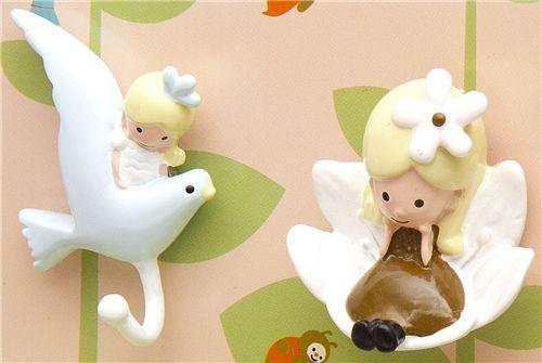Thumbelina magnet by Shinzi Katoh