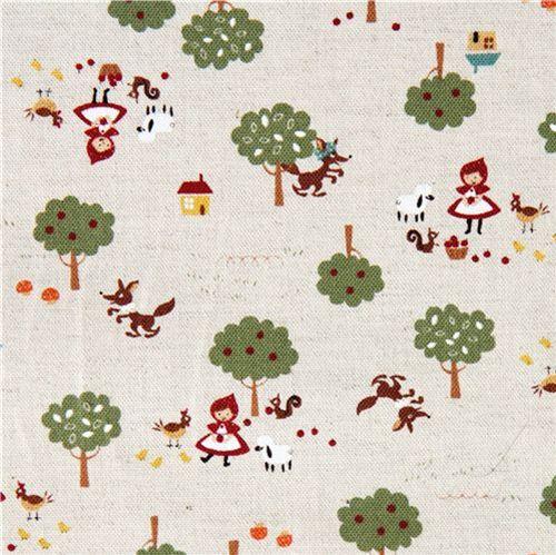 4 new Kokka Japanese fabrics available 2