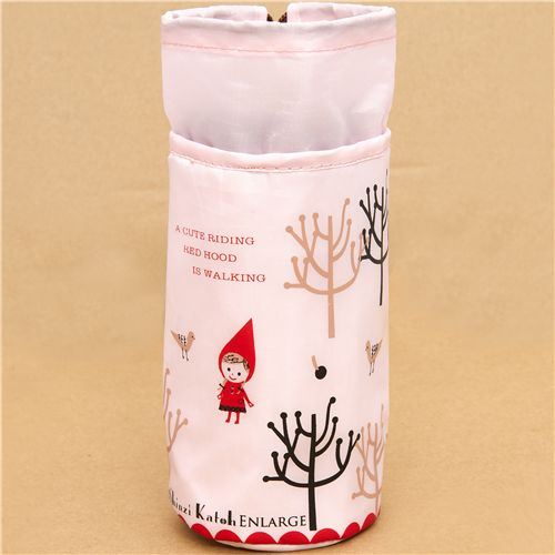 Little Red Riding Hood thermo bottle bag Shinzi Katoh