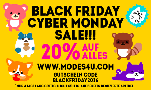 der black friday sale bei modes4u beginnt jetzt kawaii blog. Black Bedroom Furniture Sets. Home Design Ideas