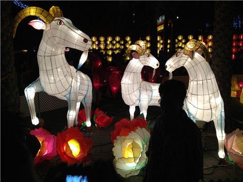 Capricorn lanterns