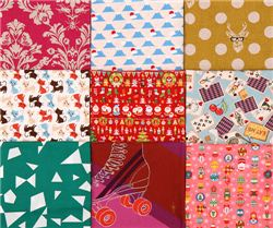 Japanese Fabric Giveaway with Japanese Sewing Books (ends on Nov 16, 2014)