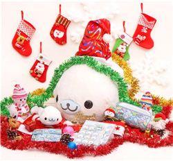 Mamegoma's favorite Christmas presents