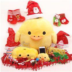 Kiiroitori's favorite Christmas presents