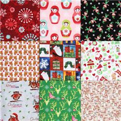 Christmas Fabric Giveaway with Craft Gossip (ends on Oct 15th, 2015)
