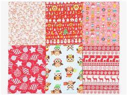 Christmas fabrics giveaway on mamemimo.com
