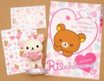 Valentine's Day stationery giveaway on modes4u.com