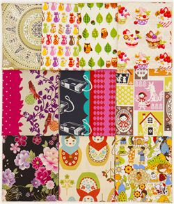Sewmuchado Japanese Fabric Giveaway, ends November 25th, 2013
