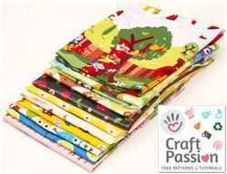 Craft Passion Fabric Giveaway ends September 26th, 2013
