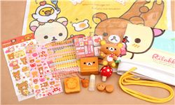 modes4u Rilakkuma goodie bag Facebook giveaway, ends June 23rd, 2014