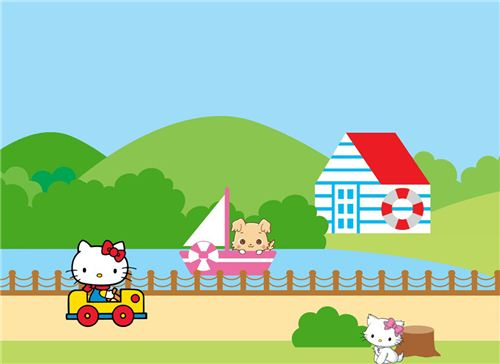 Charmmykitty is one of the youngest characters, released bewtween 2000 and 2010