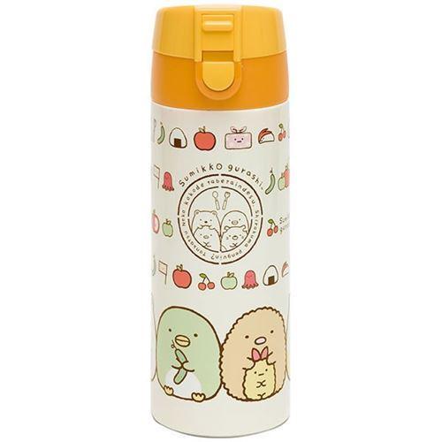 Sumikkogurashi Thermo bottle from Japan 350ml
