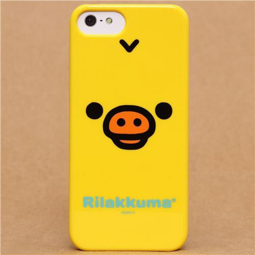 Rilakkuma yellow chick iPhone 5 / 5S hard cover case