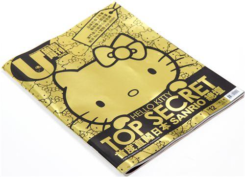 The adorbale cover of Hong Kongs U Travel magazine