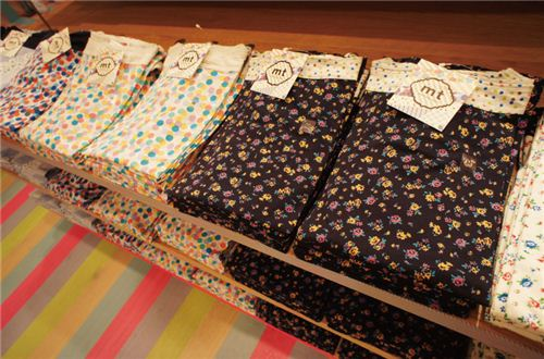 Some of the beautiful shirts from the mt x uniqlo collection