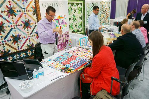 Sandra takes a look at new Robert Kaufman fabrics