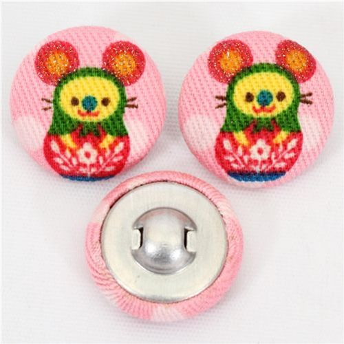 Japanese Kokka buttons available 7
