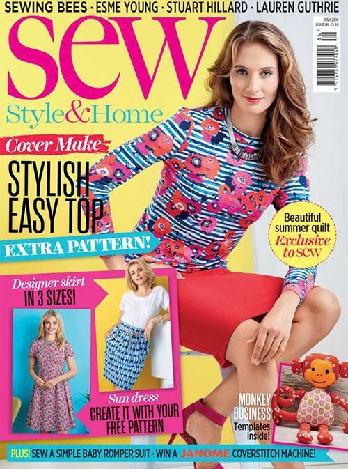Join Our Fabric Bundle Giveaway with Sew Magazine 3