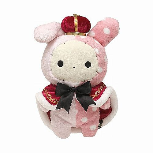 medium-sized Sentimental Circus king rabbit Shappo plushie