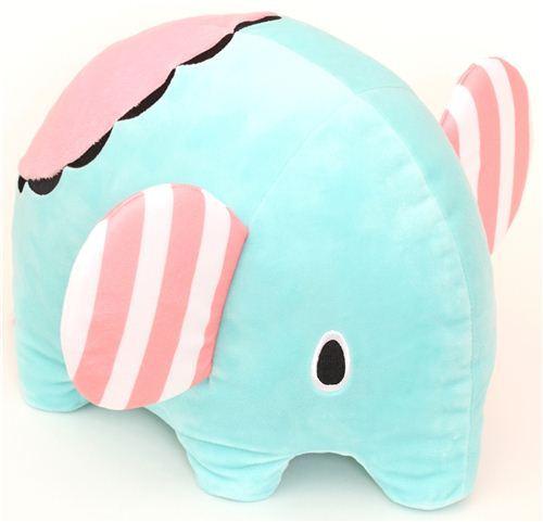 super big Sentimental Circus elephant Mouton plushie