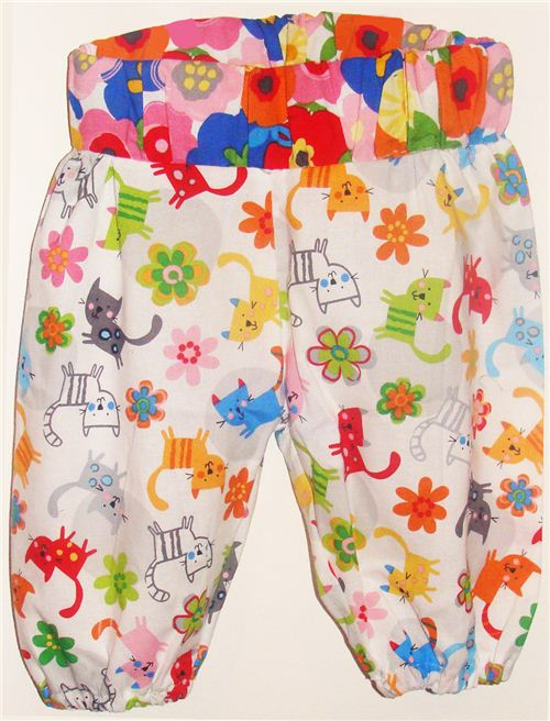 Amy Schimler also sews clothes with her fabrics and shows them on her blog