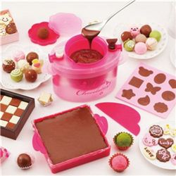 SuperCuteKawaii DIY Chocolate Set Giveaway (ends on Oct 15, 2013)