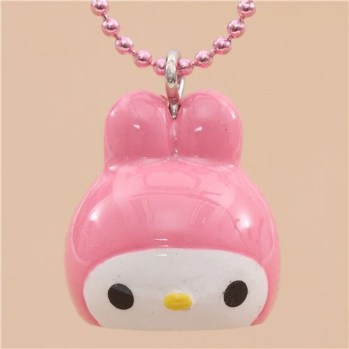 cute small My Melody charm for cellphone