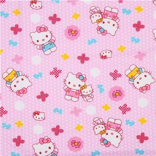 New Hello Kitty fabrics 2