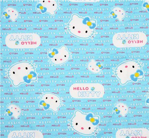New Hello Kitty fabrics 3