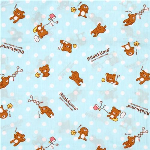 New kawaii fabrics in store 4