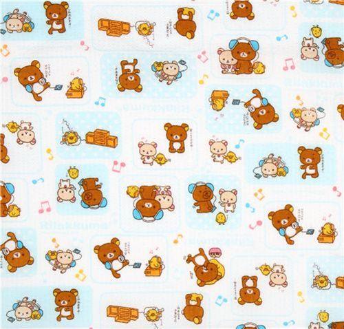 New kawaii fabrics in store 5