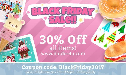 Our Black Friday Sale ends in less than 24 hours!!