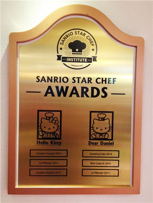 Hello Kitty and Dear Daniel Awards