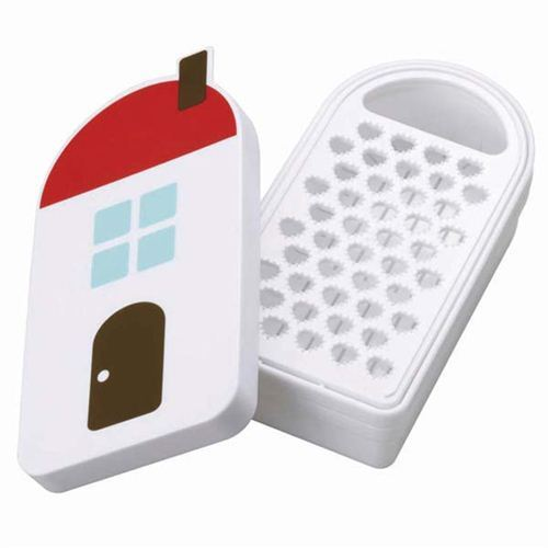 cute house grater box for the kitchen from Japan